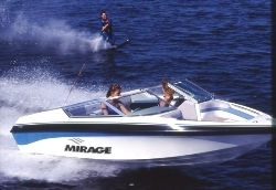 2015 - Mirage Boats - 182 BR