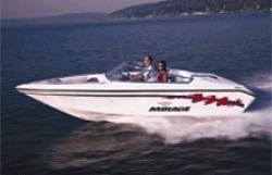 2017 - Mirage Boats - 211 BR