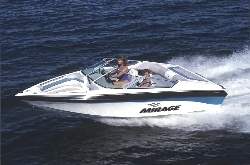 2017 - Mirage Boats - 182 BR