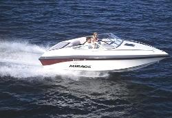 2017 - Mirage Boats - 202 CD