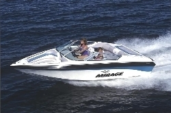 2018 - Mirage Boats - 182 BR