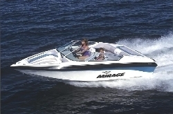 2019 - Mirage Boats - 182 BR