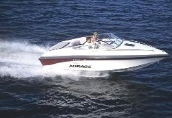 2019 - Mirage Boats - 202 CD