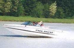 2020 - Mirage Boats - 206 W