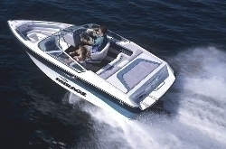 2020 - Mirage Boats - 202 BR
