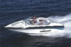 2020 - Mirage Boats - 182 BR