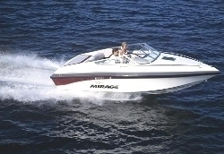 2020 - Mirage Boats - 202 CD