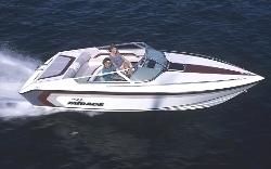 Mirage Boats 211 Cuddy Cuddy Cabin Boat
