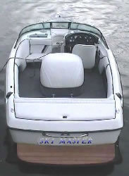 Mirage Boats 206 S Ski and Wakeboard Boat