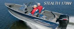 2009 - Misty Harbor Boats - 178W Stealth
