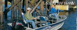 2009 - Misty Harbor Boats - 169W Stealth
