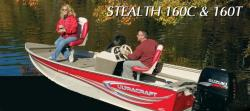 2009 - Misty Harbor Boats - 160C Stealth