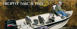 2009 - Misty Harbor Boats - Trophy 166C