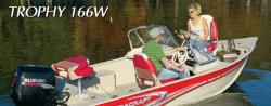 2009 - Misty Harbor Boats - Trophy 166W
