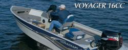 2009 - Misty Harbor Boats - Voyager 16 CC