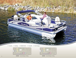 2012 - Misty Harbor Boats - 2285DF Grand Mistique