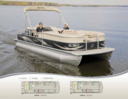 2013 - Misty Harbor Boats - 2385SG Signature