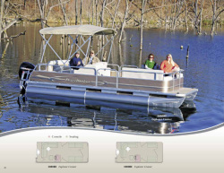 2013 - Misty Harbor Boats - 2080RE Explorer