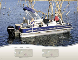 2013 - Misty Harbor Boats - 2080EF Explorer