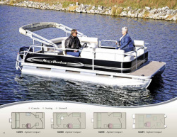 2013 - Misty Harbor Boats - 1460FS Explorer