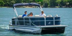 2014 - Misty Harbor Boats - 2585RL Biscayne Bay