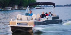 2014 - Misty Harbor Boats - 245CF Adventure