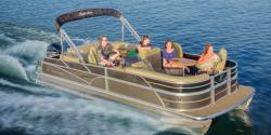 2014 - Misty Harbor Boats - 2685SG Skye