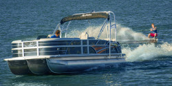 2014 - Misty Harbor Boats - 2385SS Skye