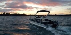 2015 - Misty Harbor Boats - 245CF Adventure
