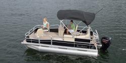 2015 - Misty Harbor Boats - 1680FC Explorer