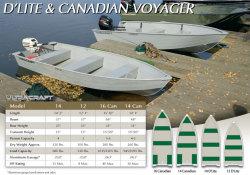Misty Harbor Boats - 12 D-Lite