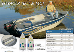 Misty Harbor Boats - Voyager 16CT