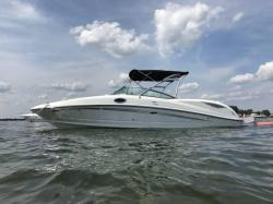 2015 Sea Ray 300 Sundeck Harrison Township MI