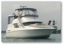 1999 Silverton 392 Motor Yacht Harrison Township MI