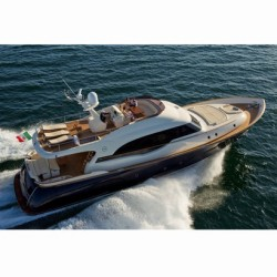 2013 - Mochi Craft Yachts - Dolphin 74- Cruiser