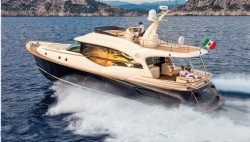 2016 - Mochi Craft Yachts - Dolphin 64-