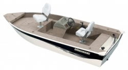 MonArk Boats FS 1401 DLX SC Multi-Species Fishing Boat