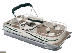 MonArk Boats Fantasy 200 4 Point Fish