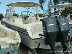 2018 Grady-White Boats Freedom 285 Naples FL