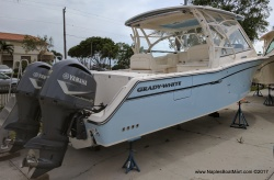 2018 Grady-White Boats Freedom 335 Naples FL