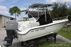 2018 Key West Boats 186 Naples FL