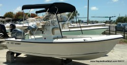 2018 Key West Boats 1720 Naples FL
