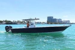 2005 32'  2016 Twin Verado's 300 Dania Beach FL