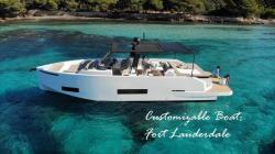 2021 De Antonio Yachts D42 Fort Lauderdale FL
