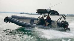 2021 Ocean Craft Marine 8.4 M Amphibious Fort Lauderdale FL