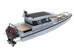 2022 Brabus Shadow 500 Cabin Fort Lauderdale FL