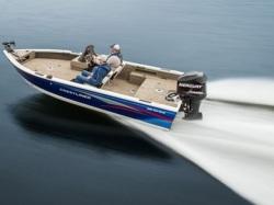 2014 Crestliner Boats Fish Hawk 1850 Walk Through Kalispell MT
