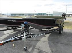 2014 Crestliner Boats Sportsman 1450 Tiller Kalispell MT