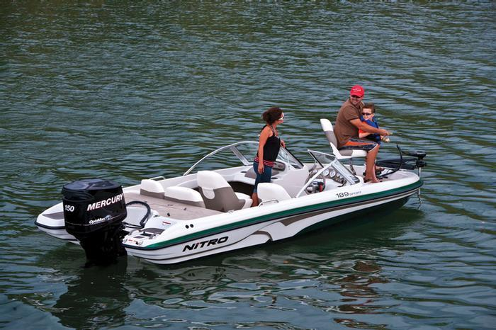 Research 2010 nitro boats 189 sport on for Nitro fish and ski