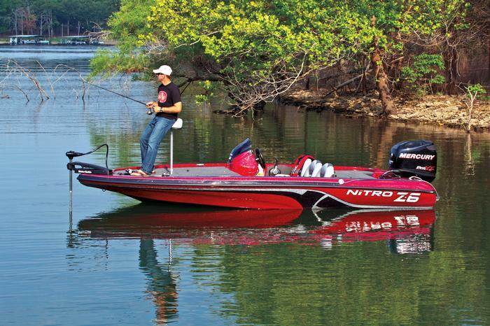 Research 2012 - Nitro Boats - Z-6 on iboats.com